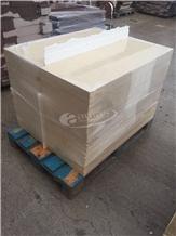 Anadolu Limra White Stone Wall Cladding Tiles