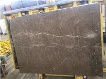 Nural Royal Brown Marble Polished Slabs