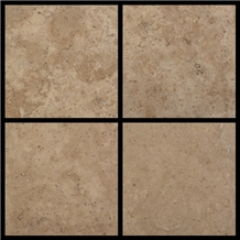 Durango Chocolate Travertine Tiles