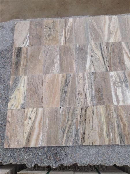 Antico Tra-Onyx Tiles, Antico Onyx Travertine from Turkey