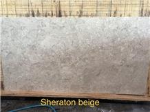 Sheraton Beige Slabs, Iran Beige Marble