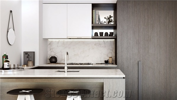 Premium Marble Kitchen Benchtop Design Solutions