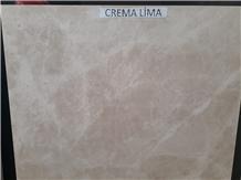 Crema Lima Slabs & Tiles, Turkey Ivory Marble