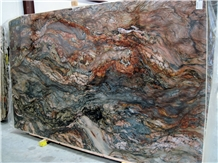 Blue Fire, Fusion Quartzite Slabs