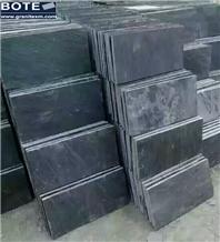 China Black Slate Tiles Flooring and Walling Tiles