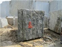 Kuppam Green Granite Block, India Green Granite