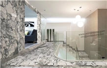 Arabescato Corchia Marble Slabs & Tiles,Wall Cladding