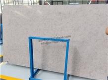 Gris Lano Spanish Grey Limestone Slabs