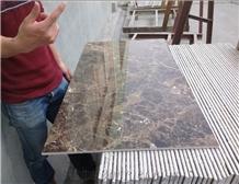 Spain Dark Emperador Marble Slabs & Tiles