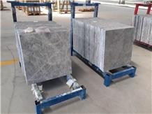 Tundra Grey Marble Tiles & Slabs