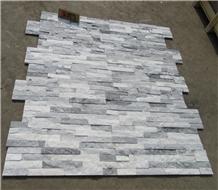 Grey Slate Split Face Ledge Stone Panels Slate Cultured Stone Veneer