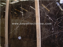 Chinese St. Laurent Grey Marble Tiles for Wall Floor Countertop