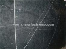 Torreon Marquina Marble Slab ,Nero Marquina Marble Slab