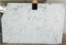 Statuarietto Gioia Extra White Marble Slabs
