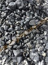 Black River Stones (Iranian Pebbles Stone)