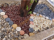 Brown River Stones (Iranian Pebbles Stone)