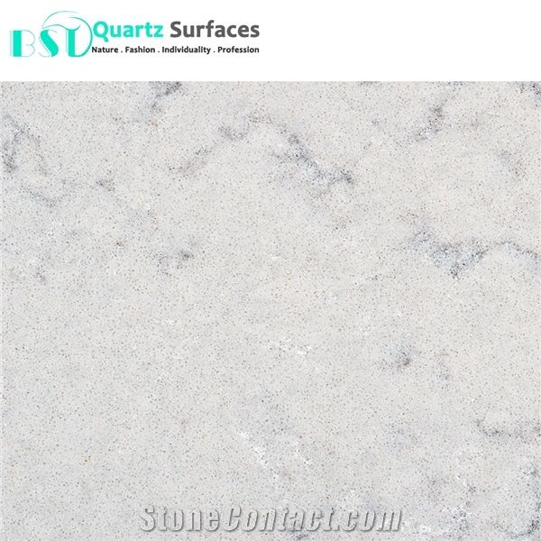 Whole High Glossy Silestone Quartz Slabs