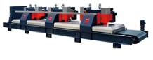 Tjjb-Sac1200-4 Four Head Continuous Calibrating Machine for Granite