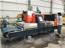 Tjwk-800/2 Two Heads Continuous Calibrating Machine for Granite Stone