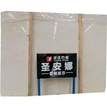 China New Cream Crema Marfil Beige Marble Price