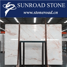 Red Dragon,Red Spide Dolomite Marble,White Wall & Floor Covering