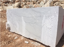 White Schirmann Marble Blocks