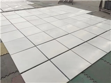 High Quality Chinese Thassos White Jade Marble Tiles and Slabs
