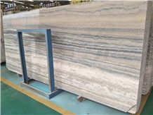 Titanium Travertine for Interial and Exterial Wall and Floor Covering