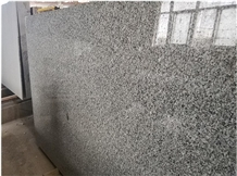 Grey Granite Swan White Polished Tile/Slab