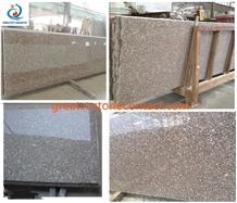 Hot Sales G648 Red Granite Slabs /Steps Tiles