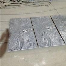 China New Viscount Shanshui White Granite Tiles