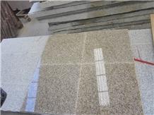 Factory Wholesale China G682 Rusty Yellow Granite