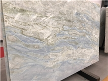 Blue Dragon Veins Marble Slab,Green Seawave Marble