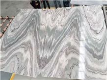 China Cheap Blue Palissandro Marble Slab and Tile