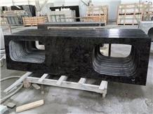 Angola Brown Granite Kitchen Countertops