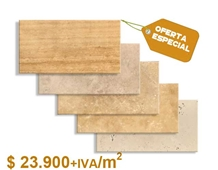 Travertino Al Agua Tiles Price Special Offer