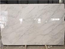 Calacatta Mint Marble White Flooring Walling Tiles