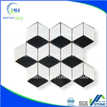 Vietnam 3d Marble Mosaic Tile