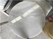 Carrara White,White Marble Work Tops Table Top