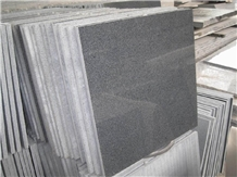 Dark Grey Granite Slabs & Tiles,G654 Grey Granite