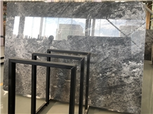 Cambrian Black New Ocean Star Good Polished Slabs