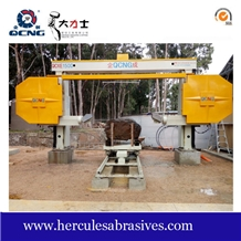 Cnc Wire Saw Machine Use Wire to Cutting Stone