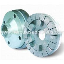 Diamond Satellite Wheel for Calibrating and Level