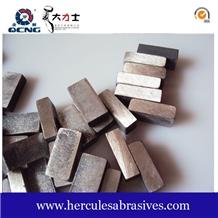 Diamond Segment for Artificial Marble Cutting