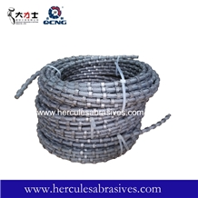 Diamond Wire for Granite Cut,Granite Dressing Wire