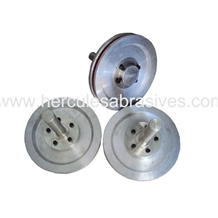 Fly Wheel Wire Saw Pulley Rubber Belt