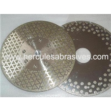 Plated Saw Blade for Cutting Brick, Ceramic