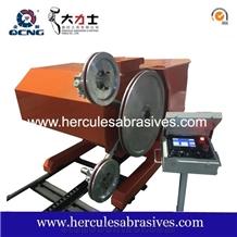 Qcsj-75 Quarry Wire Saw Machine