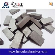 Sandstone Segment Gangsaw Segment for Slab Cutting