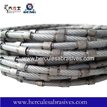 Sintered Beads Granite Cut Diamond Multi Wires Saw
